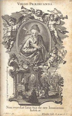 Virgo Predicanda. Pamela García