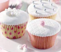 Decorazione Pasta Di Zucchero Cupcakes Festa Della Mamma 2015