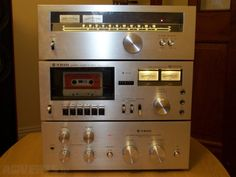 Trio Amplifier/Tuner/Cassette Deck