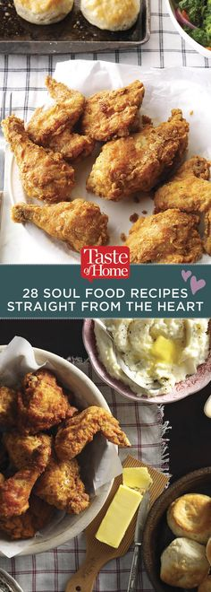28 Soul Food Recipes Straight From the Heart