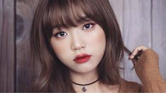 Brown Makeup Looks, Korea Makeup, Hair Beauty, Make Up, Womens Fashion, Lazy, Youtube, Women's Fashion, Makeup