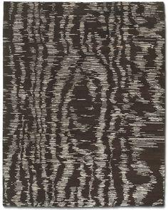MOIRE BITTERSWEET | Tufenkian Carpets