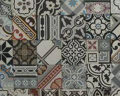 Patchwork Portugese tegels 14x14cm