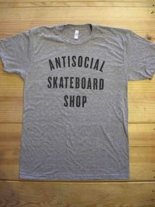 We call this one the sports tee get sporty in this new tee this fine spring tri blend AA tee shirt its soft and coozy fits a bit . Social Tees, Skateboard Shop, Anti Social, Boyfriend Material, Cool Outfits, Classic T Shirts, Tee Shirts, T Shirts For Women, My Style