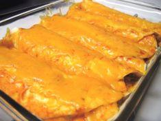 Easy Cheesy Ground Beef Enchiladas Recipe - Food.com