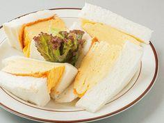 京都喫茶ガボールの玉子サンドは あの名店の味を継承した迫力の逸品CREA 2017年11月号