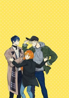 Ready to round 2 for fight over Seol. Cheese in the trap Manga