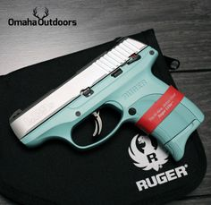 Ruger LC9s Tiffany Blue 9mm 7 RDS 3.12″ Handgun - Omaha Outdoors Would be a