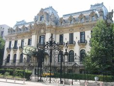 """Situated in a unique location, the """"George Enescu"""" National Museum holds an important historical, cultural, artistic and touristic value. The museum heritage offers the opportunity of recomposing an exceptional life and work dedicated to the Romanian music and to its recognition within the world's culture."""