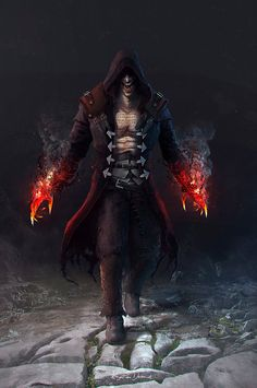 My personal Vision as Kylar would look like. Including Stuff: Body (Witcher)…