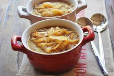 French Onion Soup #recipe