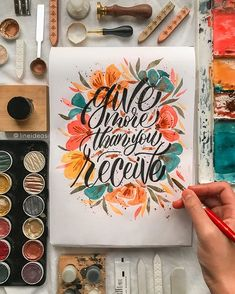 #bulletjournalss hashtag on Instagram • Photos and Videos Bullet Journal Quotes, Floral Illustrations, Watercolor, Photo And Video, Journaling, Calligraphy, Instagram, Videos, People