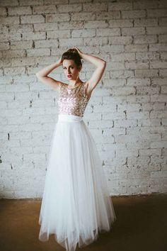 """Vestido """"Dreams Do Come True""""   50 vestidos de novia de ensue�o de los que te enamorar�s"""