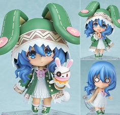 Nendoroid 395 Yoshino Date A Live Anime Action Figure Good Smile Company Japan