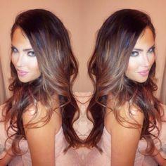 #ShareIG Who else loves this mirror app? Lol Hair and makeup by my cuz: @nataliehalcro
