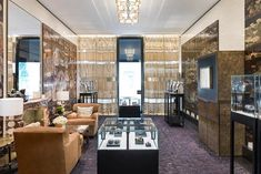 New Chanel Store Design by Peter Marino in London