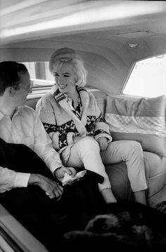 Marilyn on her last birthday 6-1-1962 - she was 36