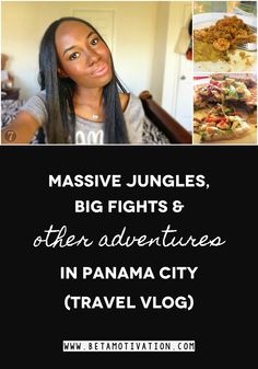 There are two things that I know for sure.  1. I had no plans of going to the jungle by myself when I decided to travel to Panama  2. I was not expecting to get into the most hilarious fight ever with a taxi driver there  Yet, both things happened and I have lived to tell the tale today!