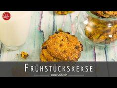 Frühstückskekse | Low Carb Frühstück - salala.de - Low Carb mit Vroni & Nico
