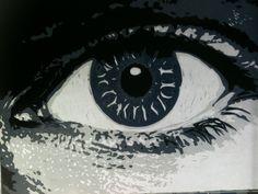 Eye. $22.00, via Etsy.