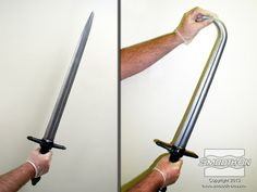 How to Make Prop Movie or Fantasy Swords out of Flexible Foam