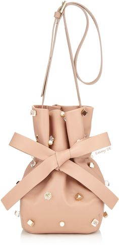 Emmy DE * Jimmy Choo 'Eve' #bag