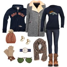 Denver Broncos fans, it's go time! Bring the heat to the first cold weather…
