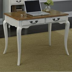 Home Styles French Countryside Writing Desk & Reviews | Wayfair
