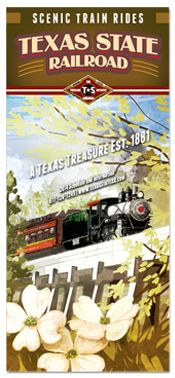 Texas Railroad! Great trip from Palestine to Rusk (1.5 hours)  I did this as a child and loved it!