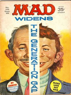 Mad Magazine - Generation Gap