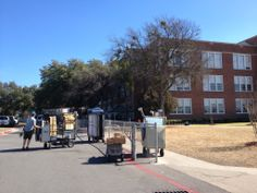 "NBC Universal has been at Woodrow Wilson High School since early this morning, filming the pilot for a new TV series, ""Salvation."""