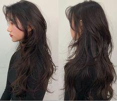 Haircuts Straight Hair, Long Hair Cuts, Shot Hair Styles, Curly Hair Styles, Hair Inspo, Hair Inspiration, Hair Color Streaks, Cut My Hair, Aesthetic Hair