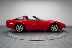 1994 Chevrolet Corvette ZR-1 Red