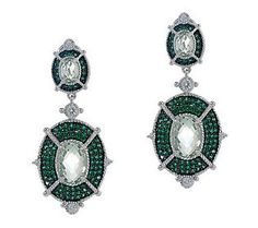 These look just like Judith Ripka's $19,000 earrings - for $279