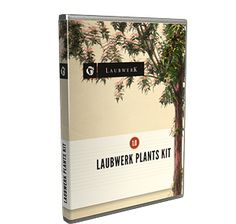 """Laubwerk Plants Kit Freebie """"A fully-functioning demo for 3ds Max and CINEMA 4D, now featuring 4 species in 3 variants, 3 ages and 4 seasons (144 models total). """""""