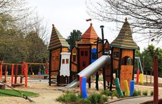 timber-heritage-park-manjimup Going On Holiday, Holiday Ideas, Commercial Playground Equipment, Outdoor Playground, Water Play, Western Australia, Small Towns, New Zealand, Places To Go