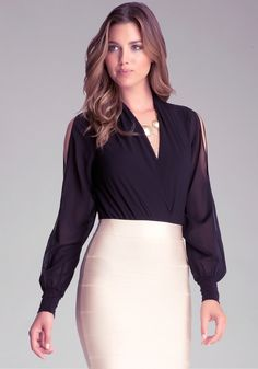 great work outfit for the business women