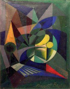 Plastic Colour, 1918 - Giacomo Balla - WikiArt.org