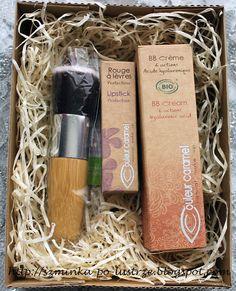 SZMINKĄ PO LUSTRZE: Couleur Caramel wspomnienie świąt Non Toxic Makeup, Organic Makeup, Creme, Food, Caramel Color, Essen, Meals, Yemek, Eten