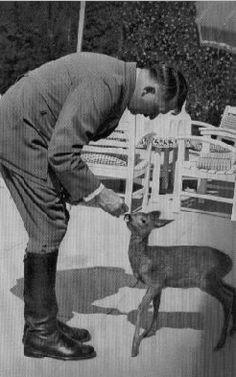 NACIONAL SOCIALISTAS – INVENTORES DE LOS DERECHOS ANIMALES |