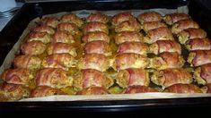 Chutné slaninové závitky plněné mletým masem si zamilovala celá rodina