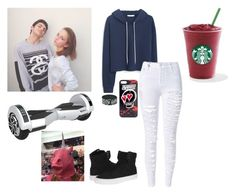 """""""Day out with these people"""" by mrs-irwin-grier ❤ liked on Polyvore featuring MANGO and Supra"""