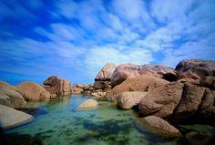 Les rochers de Menheam