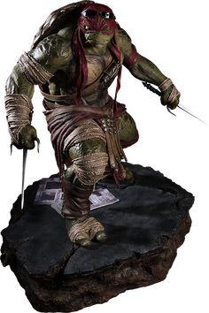 Raphael Polystone Statue by Prime 1 Studio EXPECTED TO SHIP: Aug 2015 - Oct 2015