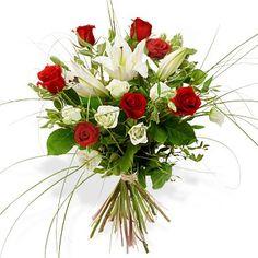 Bouquet de fleurs Sophia