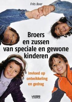 Een broer of zus van een speciaal kind loopt het risico problemen te ontwikkelen, maar kan ook profiteren van deze bijzondere ervaring. Dit boek vertelt hoe.