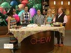 Clinton's Craft Corner - Easter Eggs #TheChew #Easter #Crafts
