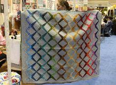 sessoms at quilt market featuring robert kaufman fabrics