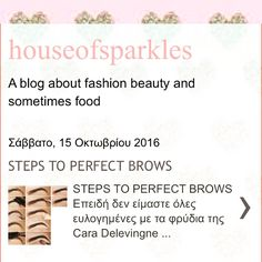 Blog attempt with beauty tips and fashion