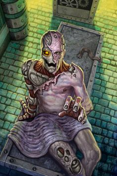 Let Sleeping Dragons Lie - Journal - Epic Words Dungeons And Dragons Characters, Dnd Characters, Fantasy Characters, Fantasy Inspiration, Character Inspiration, Warforged Dnd, Dark Souls, Character Concept, Character Art